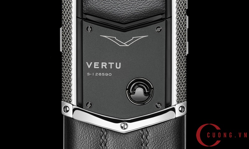 Vertu Signature S For Bentley mới 02