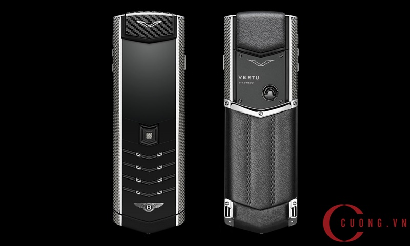 Vertu Signature S For Bentley mới 01