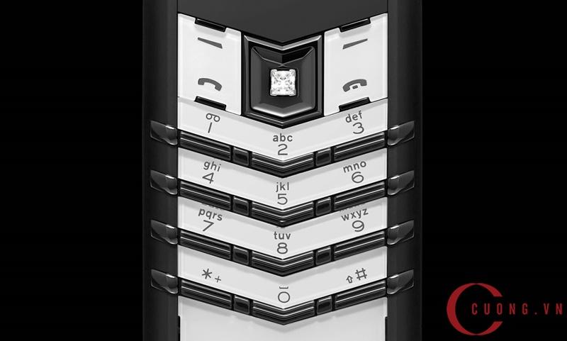 Vertu Signature S Black And White mới 03