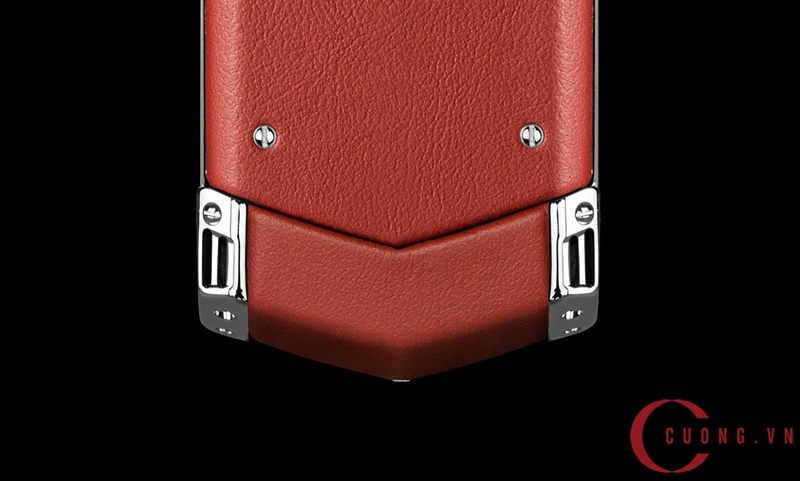 vertu signature s red calf mới 04